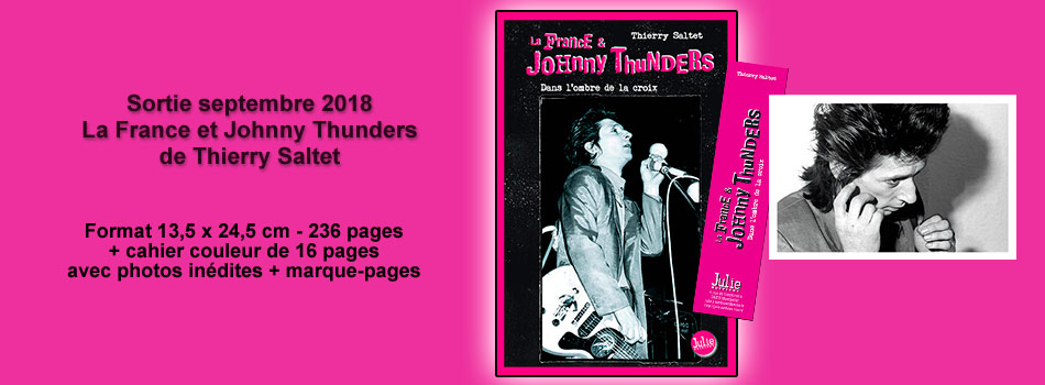 La France et Johnny Thunders